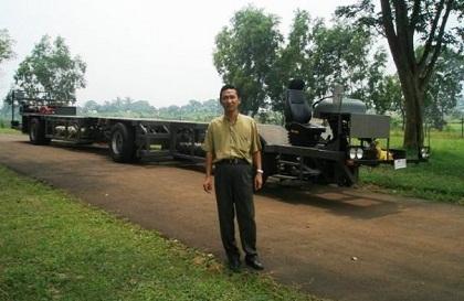 Budy Muljadi, Menapaki Jalan Panjang KOMODO