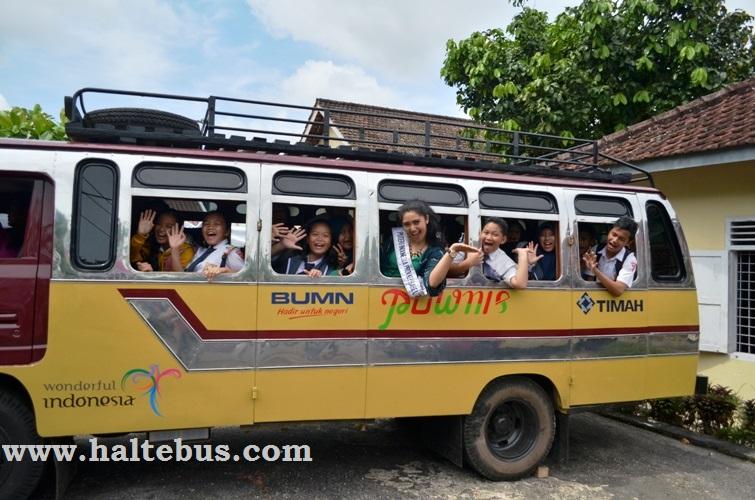 Bus Tua Bisa Jadi Atraksi Wisata Sejarah Yang Menarik