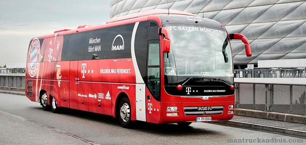 Intip Bus Klub Sepak Bola di Jerman Yuk