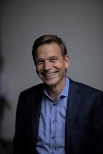 Christian Levin, CEO Baru Scania