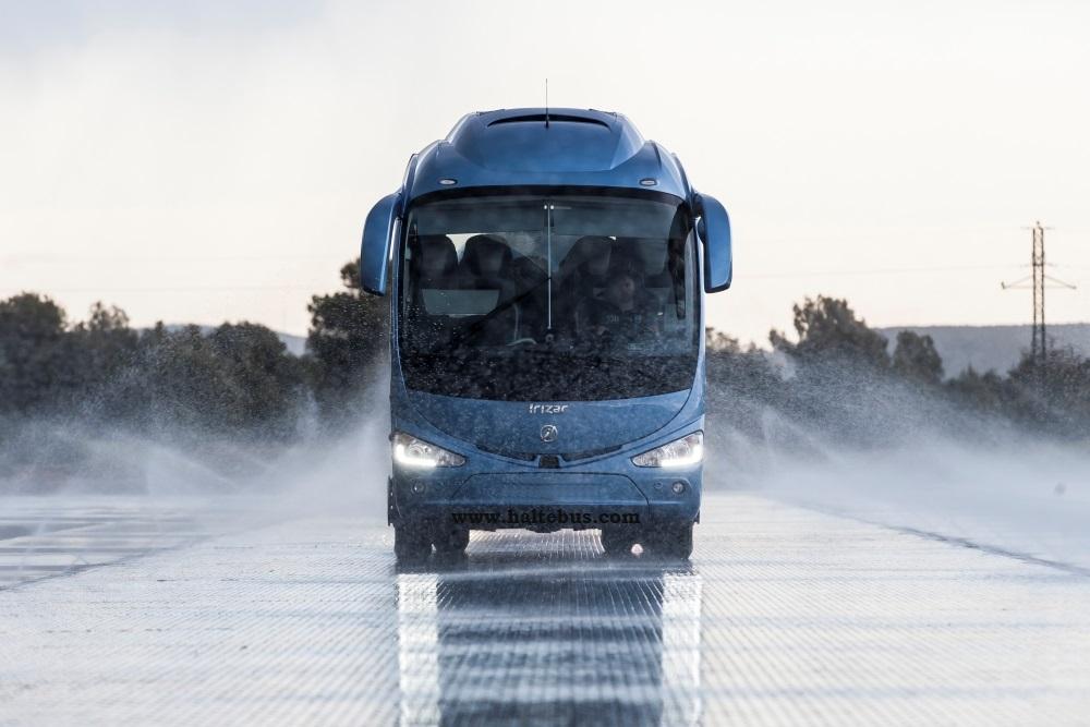 Irizar Siapkan Bus Untuk Perjalanan Aman