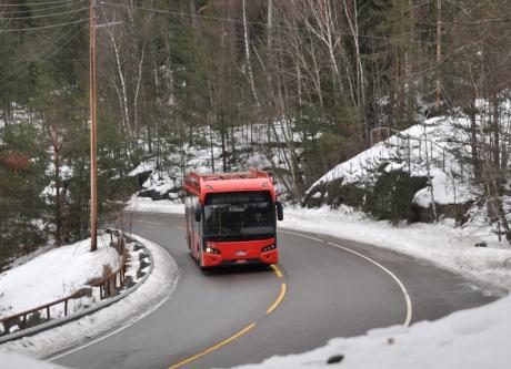 Bus Listrik VDL Catat 50 juta Km Operasional di tahun 2020