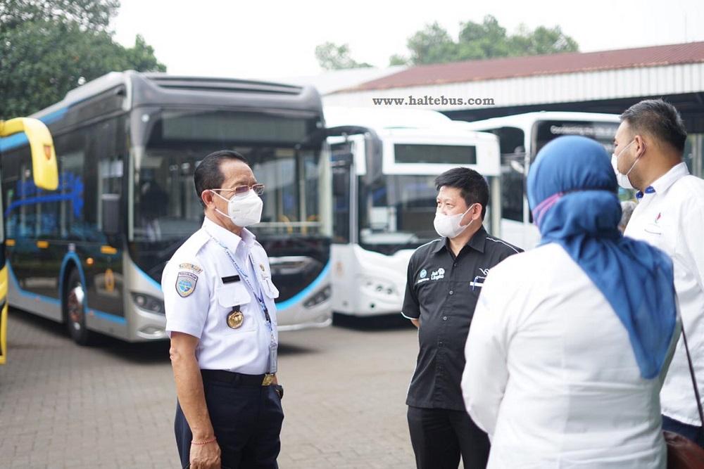 PPD Siapkan Bus Listrik di Indonesia