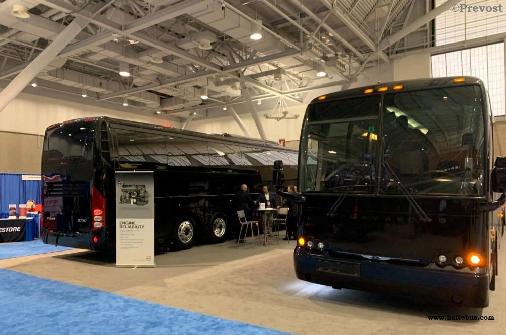 New York siapkan 307 Bus, Volvo Group Ditunjuk Sebagai Pemasok