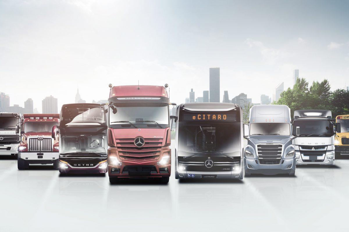 Daimler Truck AG Memisahkan Diri