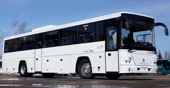 Bus Baru Untuk Sochi dan Moskow