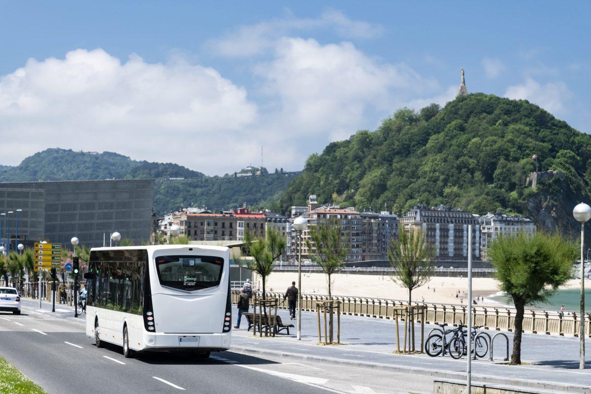 Bus Listrik Irizar Siap Mengaspal di Bulgaria
