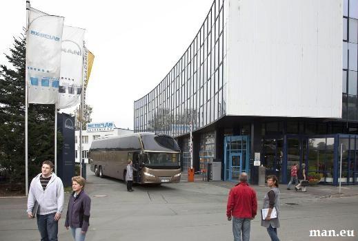 Strategi MAN Bus Menuju 2015
