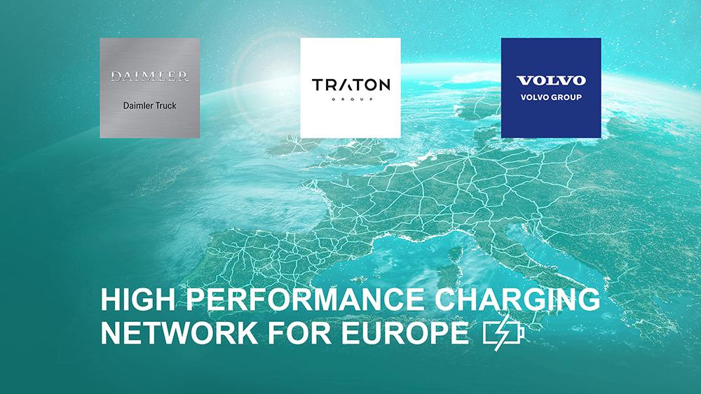 Daimler, Traton dan Volvo Sepakat Berkolaborasi
