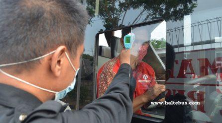 Arion Transport Terapkan Standar Keamanan Kesehatan Bus