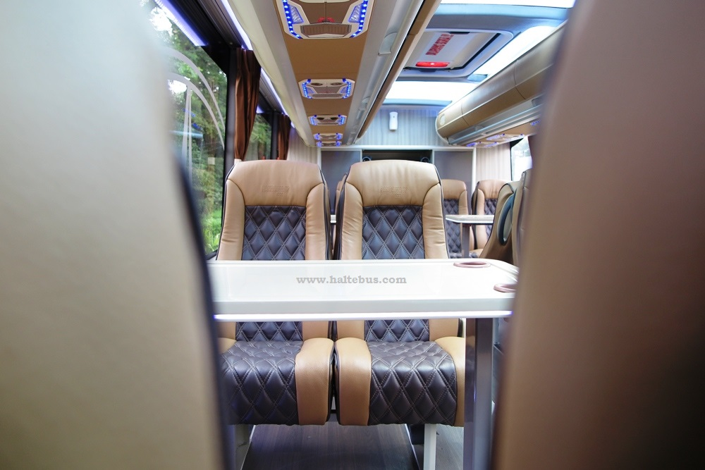 Bus Double Decker Yang Asyik Untuk Rapat