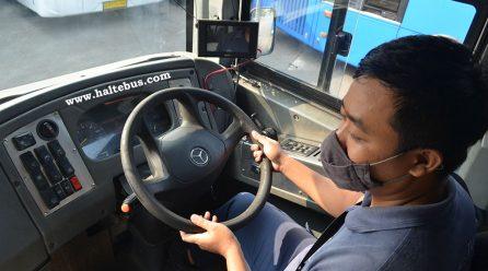 Ada Fitur Canggih di Mercedes-Benz Transjakarta