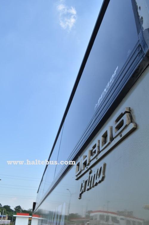 Bus Yang Populer DiSebut Bus Banteng