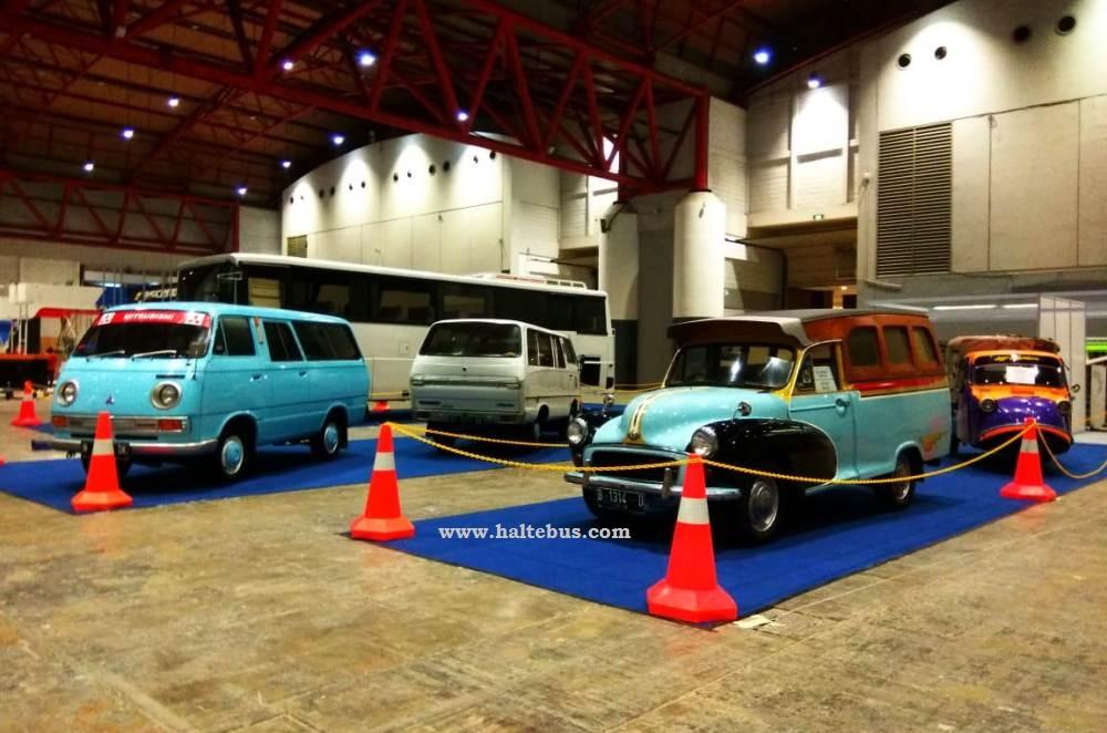 Legenda Transportasi Indonesia Hadir di Jakarta
