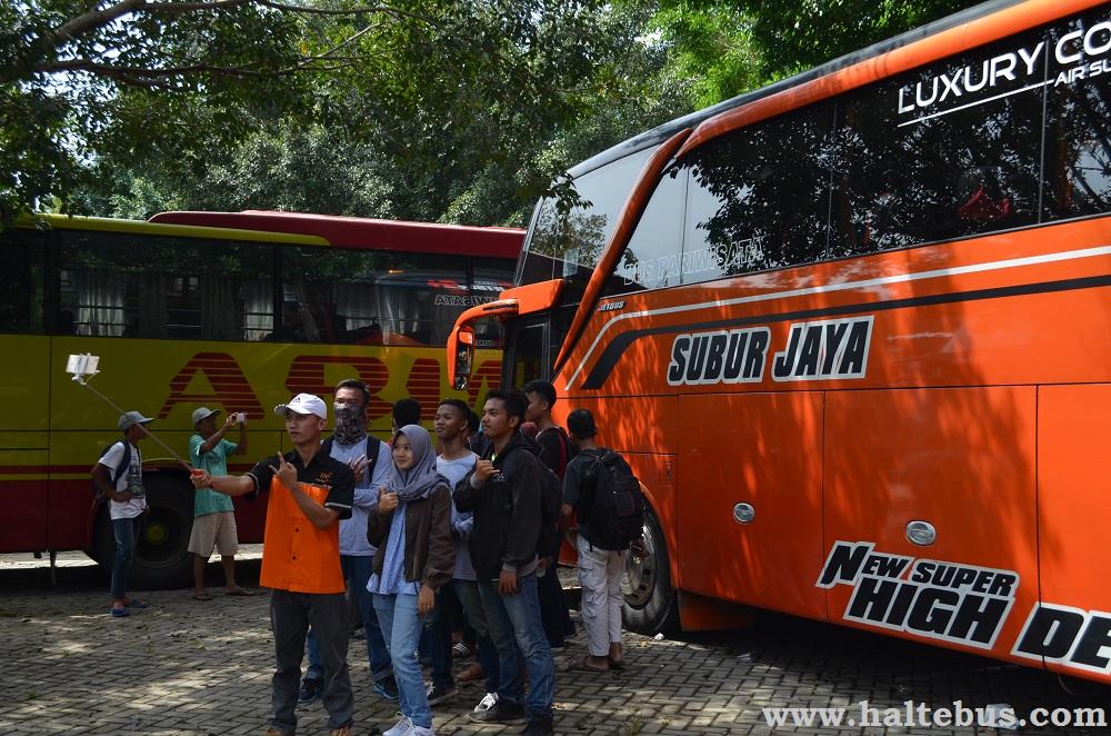Tak Terasa, Sudah 10 Tahun Penggemar Bus Indonesia Berkomunitas