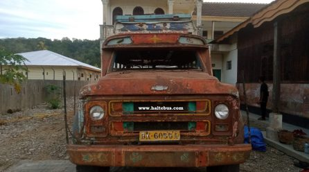 PT. ALS Restorasi Bus Chevrolet Kuno