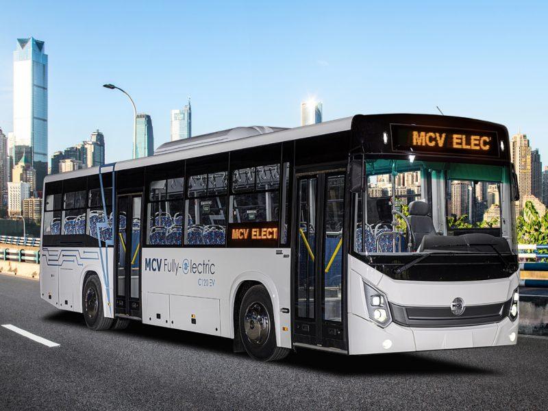 Bus Listrik Mesir Mulai Diproduksi Massal