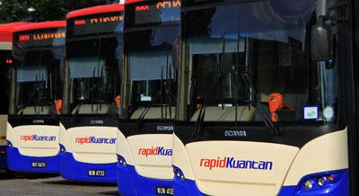 Scania Siap Kirim 360 Bus Kota ke Malaysia