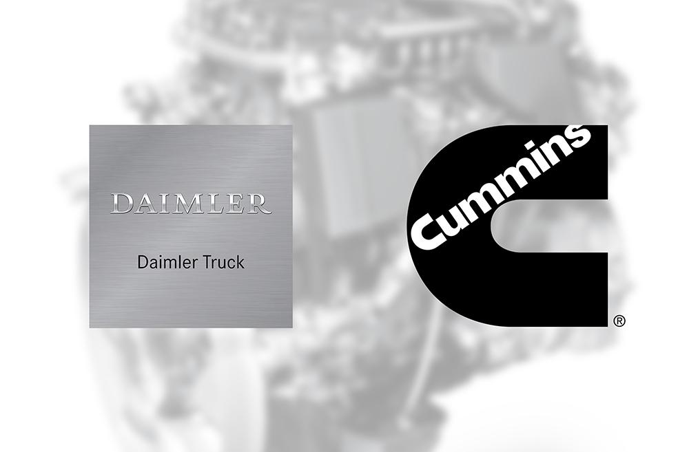 Kerja Sama Daimler Truck AG Dan Cummins Inc. Dimulai