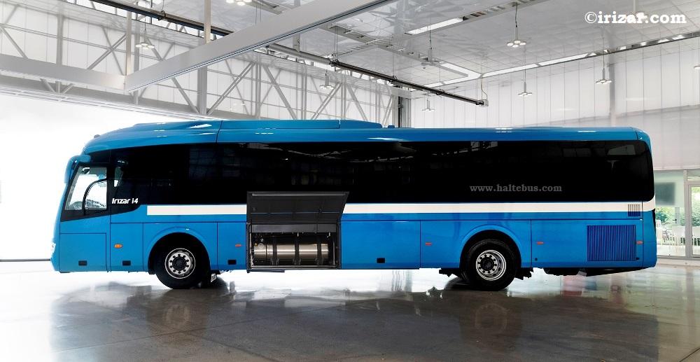Irizar Mulai Produksi Bus BBG