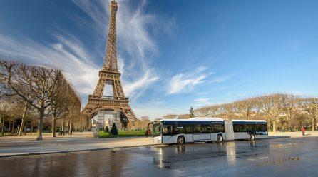 Solaris Bus Jalin Kerja Sama Untuk Dukung RATP