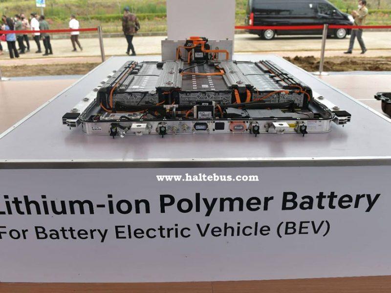 Indonesia Dirikan Pabrik Baterai Kendaraan Listrik Pertama di Asia Tenggara